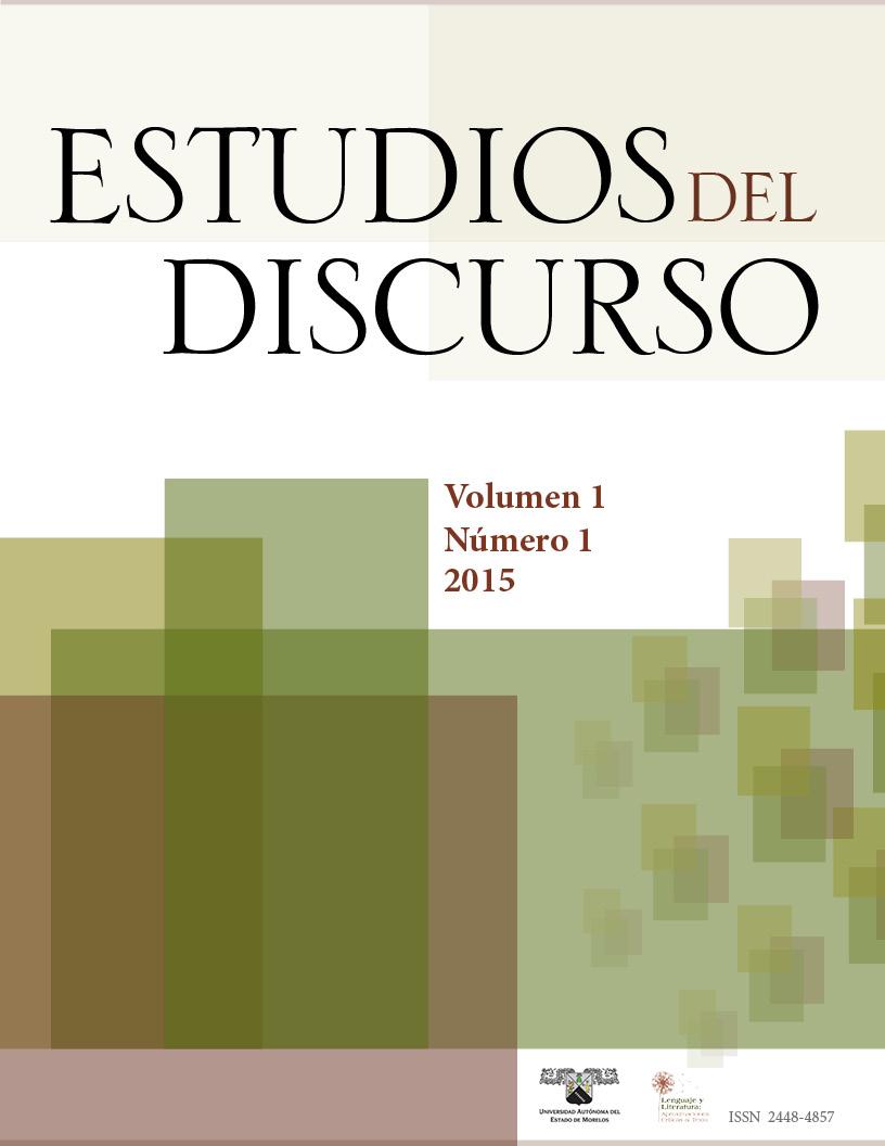 Vol. 1, Núm. 1 (2015)